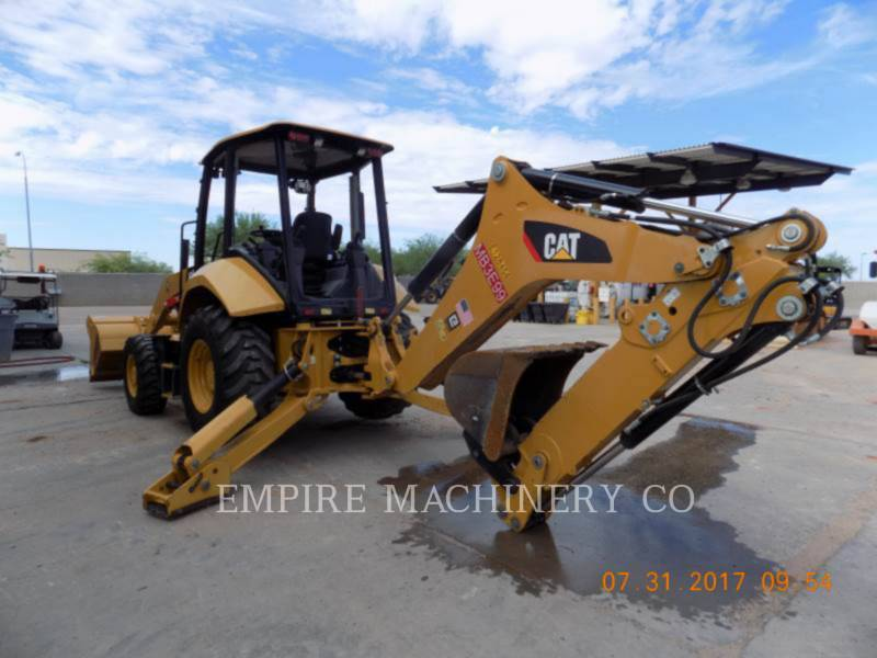 CATERPILLAR RETROESCAVADEIRAS 416F2 4EO equipment  photo 3