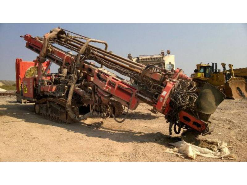 SANDVIK MINING & CONSTRUCTION ROTARY BLASTHOLE DRILLS DR540 equipment  photo 3
