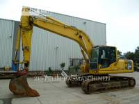 Equipment photo KOMATSU LTD. PC210-8 PELLES SUR CHAINES 1