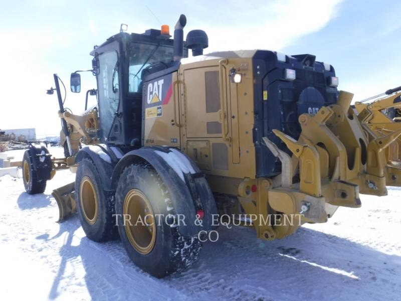 CATERPILLAR MOTONIVELADORAS 160M2AWD equipment  photo 7