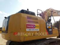 CATERPILLAR KETTEN-HYDRAULIKBAGGER 329FL equipment  photo 11