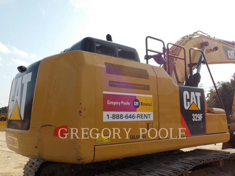 Caterpillar EXCAVATOARE PE ŞENILE 329F L equipment  photo 11