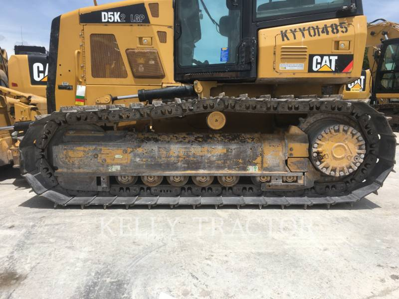 CATERPILLAR TRACTEURS SUR CHAINES D5K2LGP equipment  photo 9