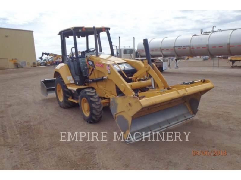 CATERPILLAR 産業用ローダ 415F2IL equipment  photo 1