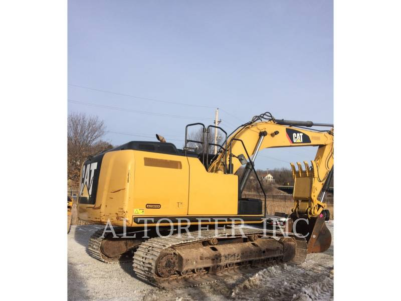 CATERPILLAR PELLES SUR CHAINES 324EL equipment  photo 3