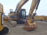 CATERPILLAR ESCAVATORI CINGOLATI 320ELRR equipment  photo 2