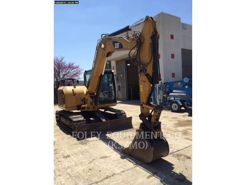 CATERPILLAR TRACK EXCAVATORS 308ECRSBS equipment  photo 1