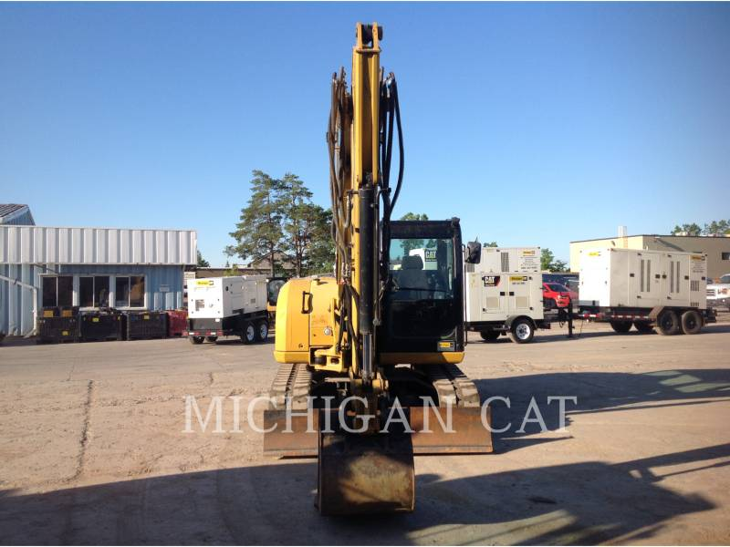 CATERPILLAR PELLES SUR CHAINES 308E2 R equipment  photo 7