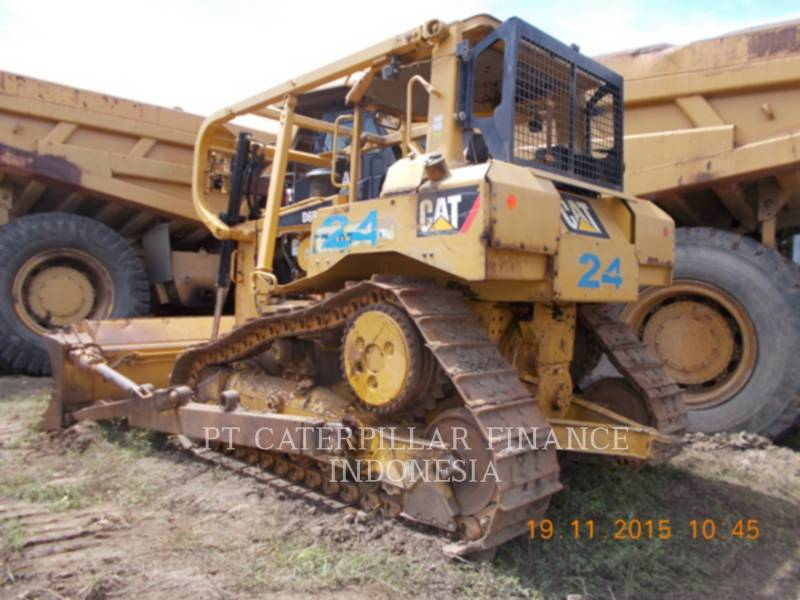 CATERPILLAR TRACTOR DE CADENAS PARA MINERÍA D6RXL equipment  photo 4