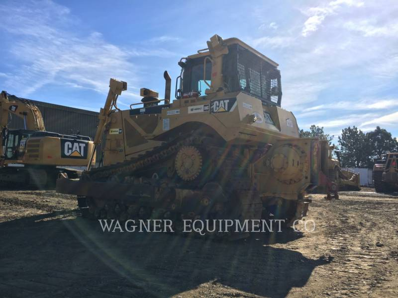 CATERPILLAR TRACTORES DE CADENAS D8T AW equipment  photo 3
