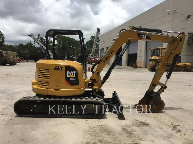 CATERPILLAR ESCAVADEIRAS 305E2CR equipment  photo 6