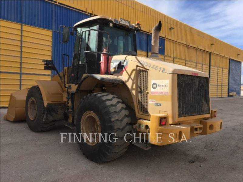 Caterpillar ÎNCĂRCĂTOARE PE ROŢI/PORTSCULE INTEGRATE 950 H equipment  photo 5