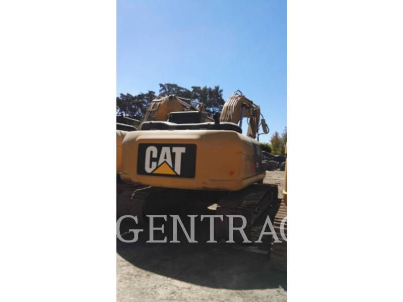 CATERPILLAR EXCAVADORAS DE CADENAS 320D2L equipment  photo 2