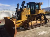 Equipment photo CATERPILLAR D6TVP TRACTEURS SUR CHAINES 1
