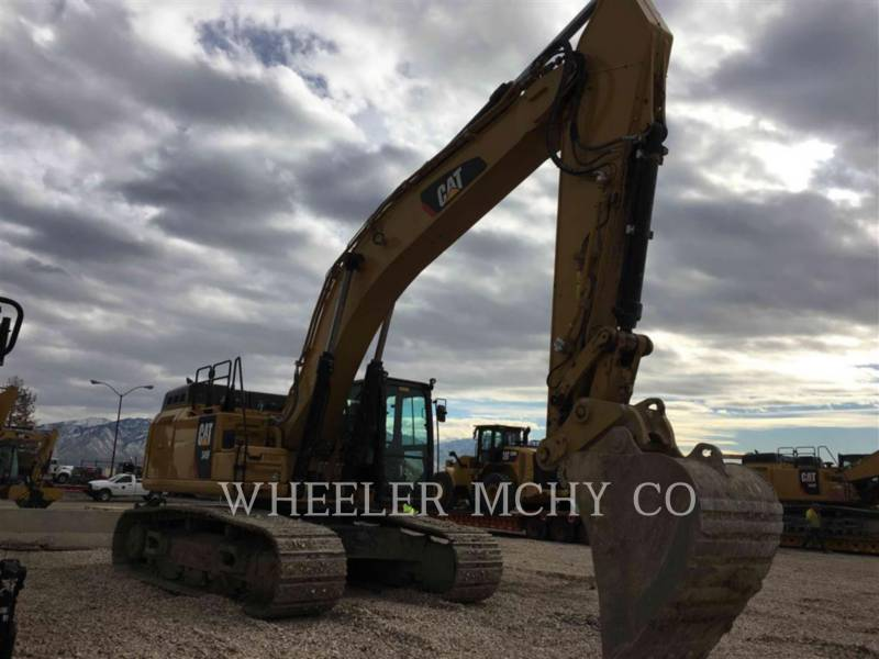 CATERPILLAR KOPARKI GĄSIENICOWE 349F L THM equipment  photo 2