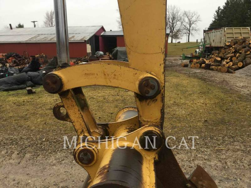 CATERPILLAR TRACK EXCAVATORS 215C LC equipment  photo 7