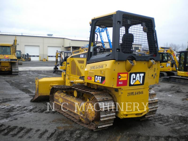 CATERPILLAR TRACTORES DE CADENAS D3K XLCN equipment  photo 4