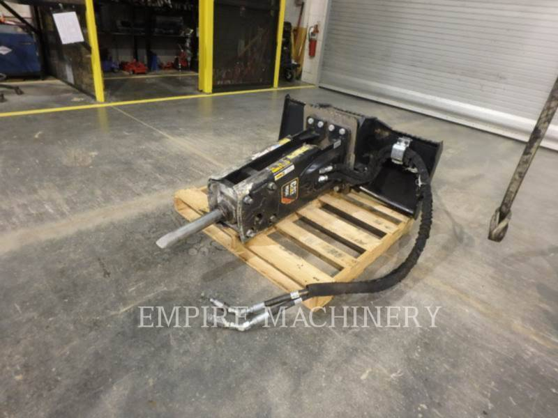 CATERPILLAR AG - HAMMER H55E SSL equipment  photo 2