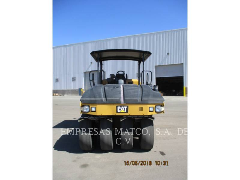 CATERPILLAR PNEUMATIC TIRED COMPACTORS CW34LRC equipment  photo 8
