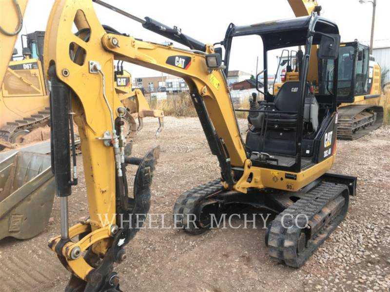 CATERPILLAR KOPARKI GĄSIENICOWE 302.4D C1T equipment  photo 1
