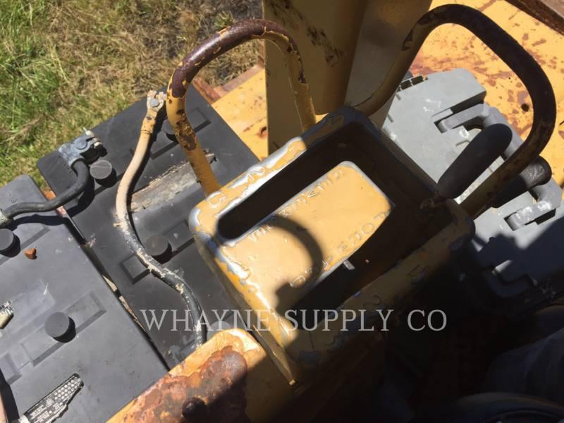 CATERPILLAR TRACK TYPE TRACTORS D9H equipment  photo 16