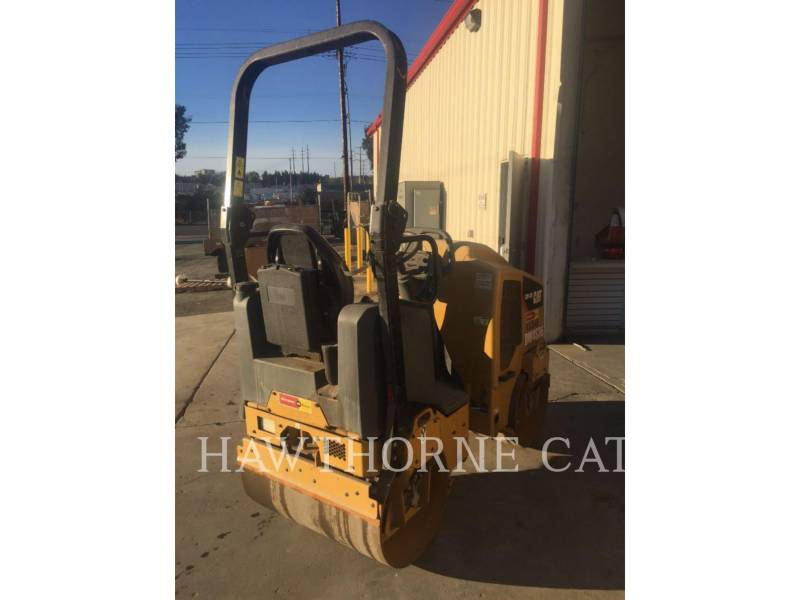 CATERPILLAR COMPACTADORES CB14B equipment  photo 2