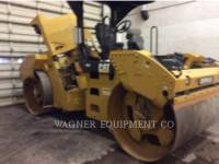 Equipment photo CATERPILLAR CB64 TRILLENDE DUBBELE TROMMELASFALTEERMACHINE 1