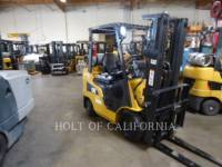Equipment photo CATERPILLAR MITSUBISHI C5000-LE FORKLIFTS 1