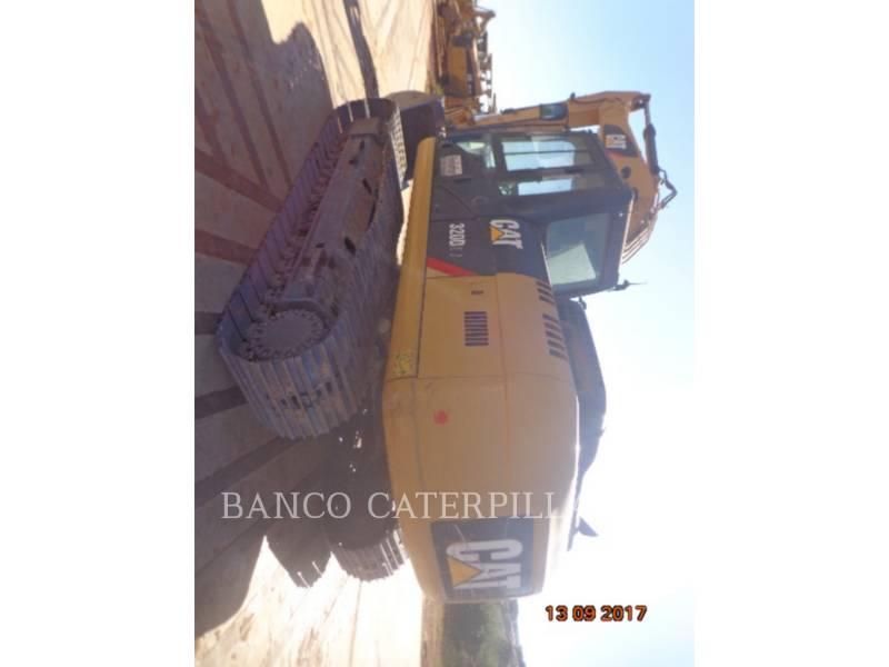 CATERPILLAR TRACK EXCAVATORS 320D2L equipment  photo 6