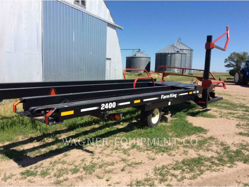 MISCELLANEOUS MFGRS AG HAY EQUIPMENT 2400 equipment  photo 4