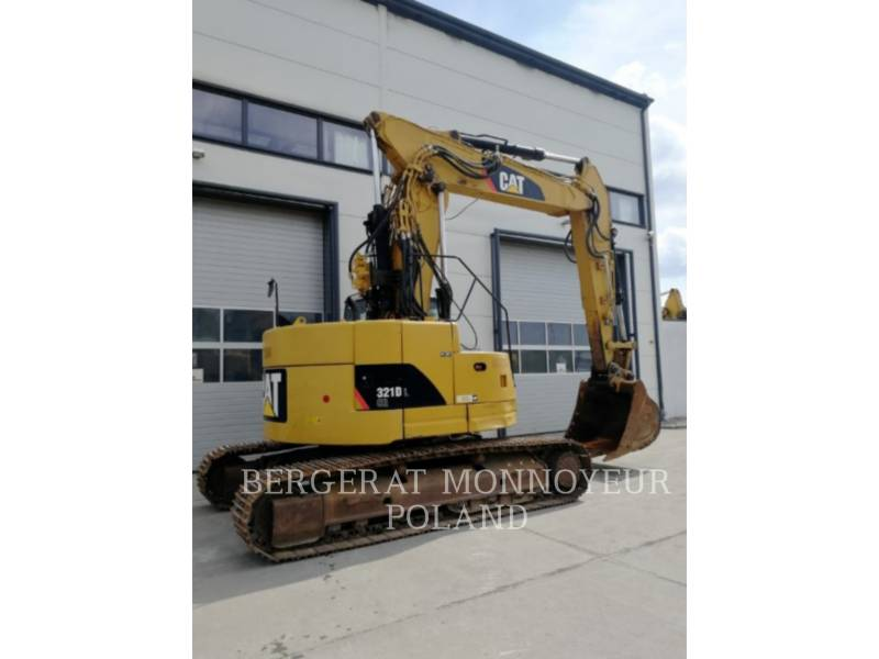 CATERPILLAR ESCAVATORI CINGOLATI 321DLCR equipment  photo 9