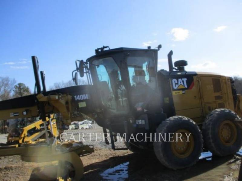 CATERPILLAR RÓWNIARKI SAMOBIEŻNE 140M3 RIP equipment  photo 3