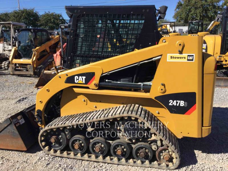 CATERPILLAR CARGADORES MULTITERRENO 247B3 equipment  photo 5
