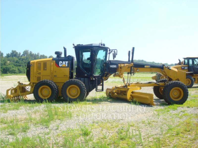 Caterpillar AUTOGREDERE 140M2 BR equipment  photo 4