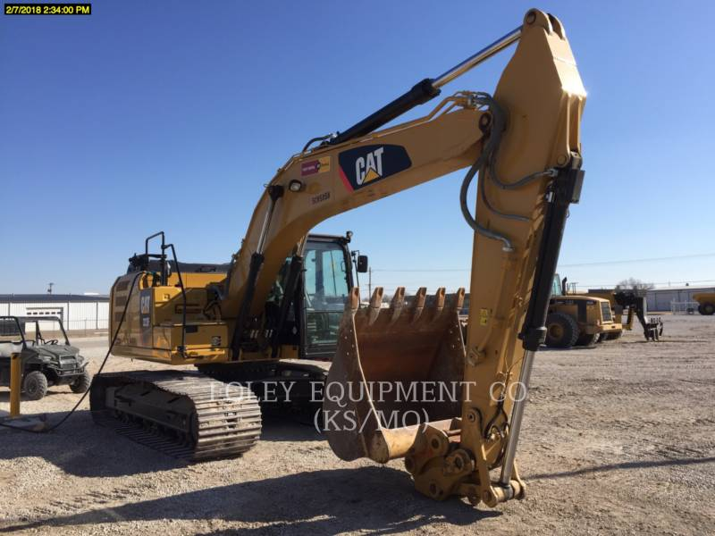 CATERPILLAR TRACK EXCAVATORS 323FL equipment  photo 2