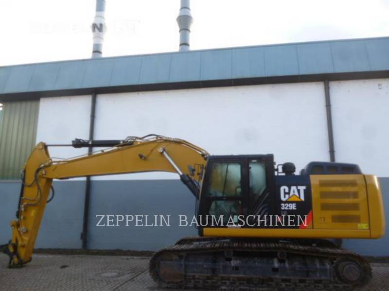 CATERPILLAR ESCAVADEIRAS 329ELN equipment  photo 2