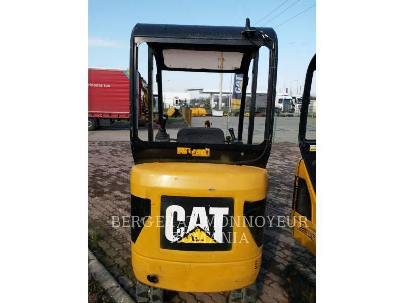CATERPILLAR TRACK EXCAVATORS 301.4 C equipment  photo 3