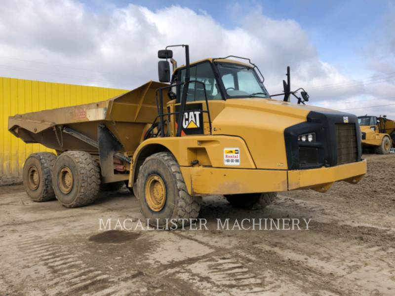 CATERPILLAR CAMIONES ARTICULADOS 735B equipment  photo 2