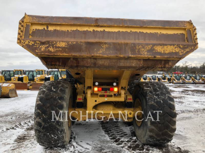 CATERPILLAR ARTICULATED TRUCKS 740B T equipment  photo 19