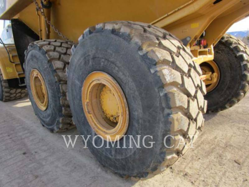 CATERPILLAR DUMPER ARTICOLATI 740 equipment  photo 8