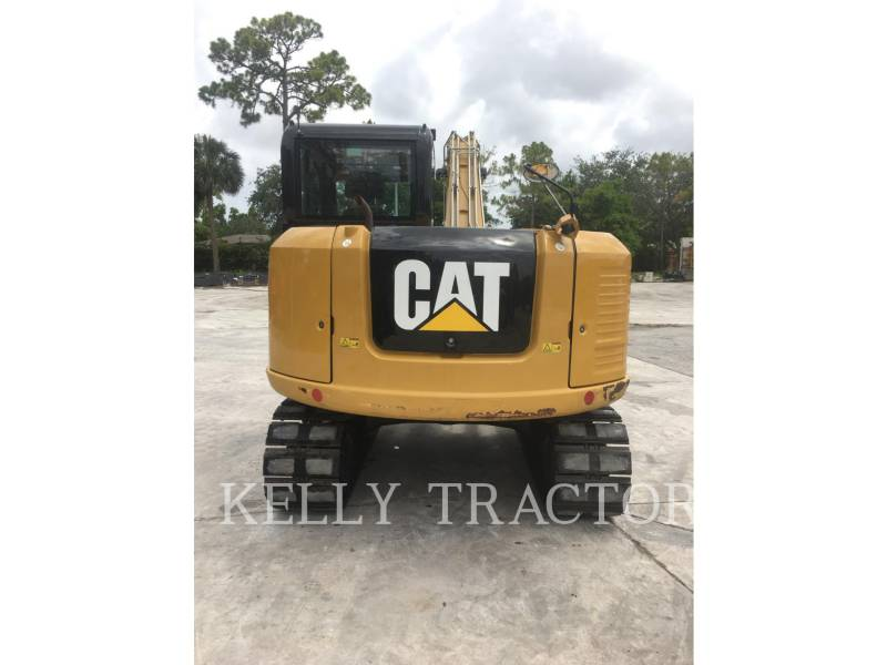CATERPILLAR KETTEN-HYDRAULIKBAGGER 307E2 equipment  photo 10