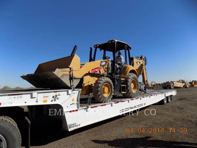 CATERPILLAR BACKHOE LOADERS 420F2 4EOP equipment  photo 4