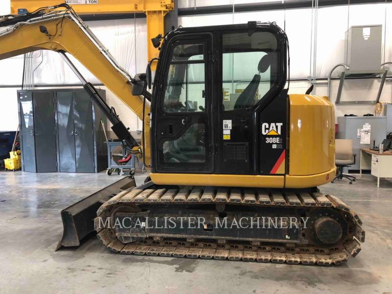 CATERPILLAR PELLES SUR CHAINES 308E2 equipment  photo 8