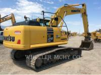 KOMATSU PELLES SUR CHAINES PC210LC1 equipment  photo 5