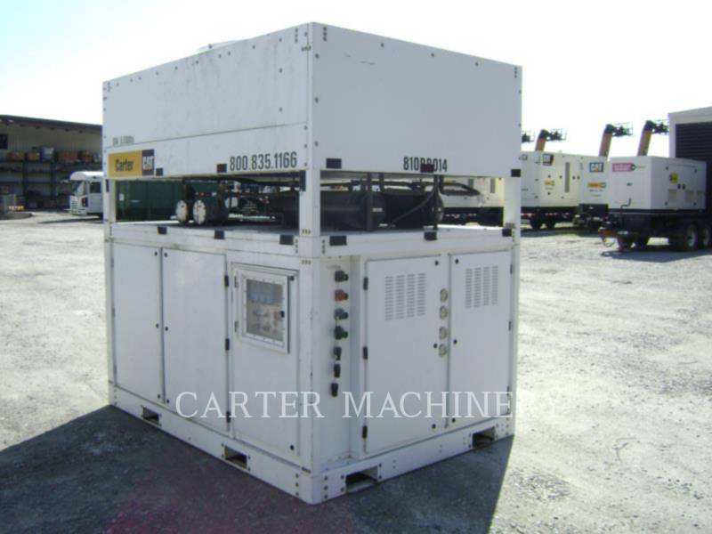 OHIO CAT MANUFACTURING 温度コントロール AC 30TON equipment  photo 1