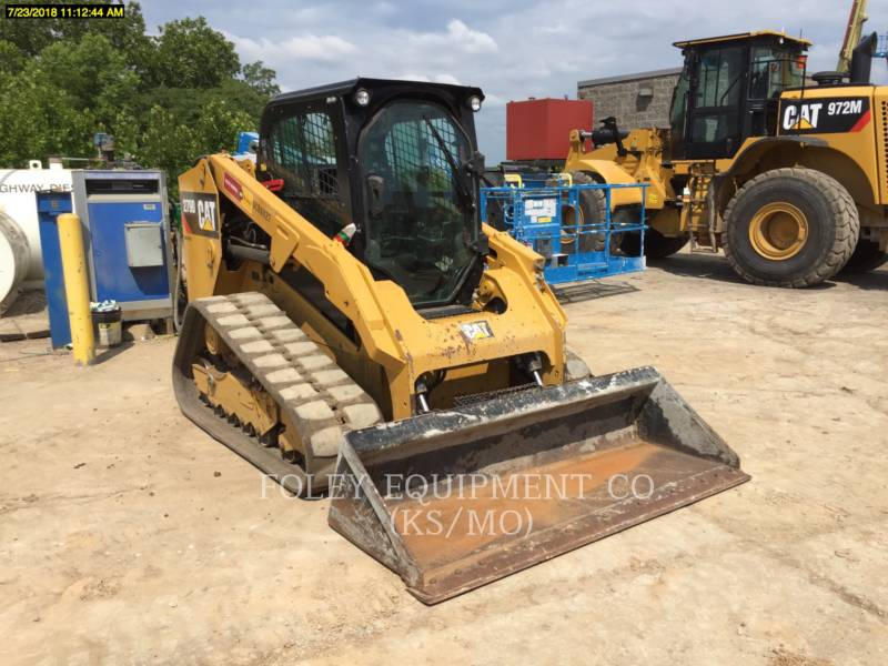 CATERPILLAR DELTALADER 279D equipment  photo 2