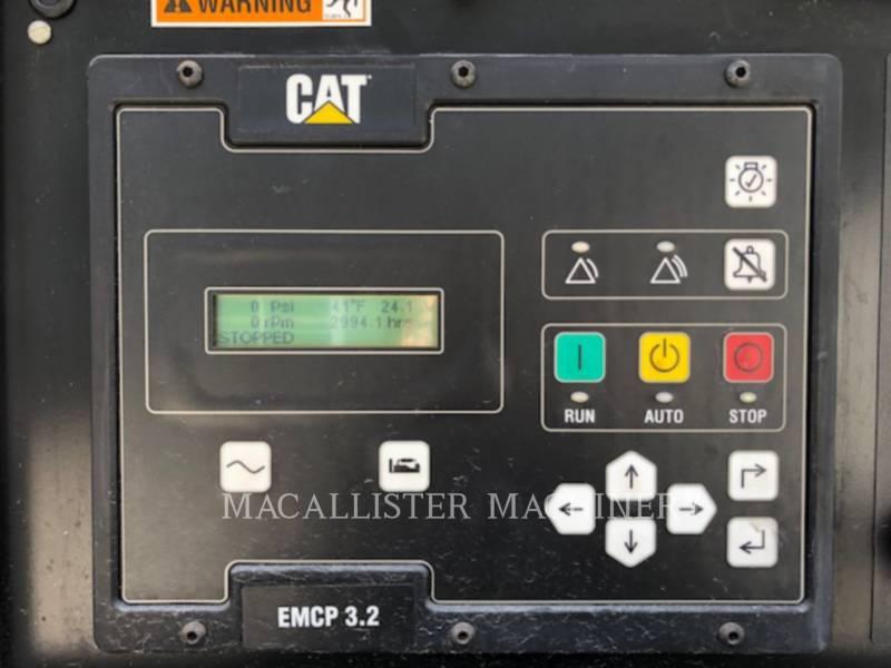 CATERPILLAR PORTABLE GENERATOR SETS XQ300 equipment  photo 12