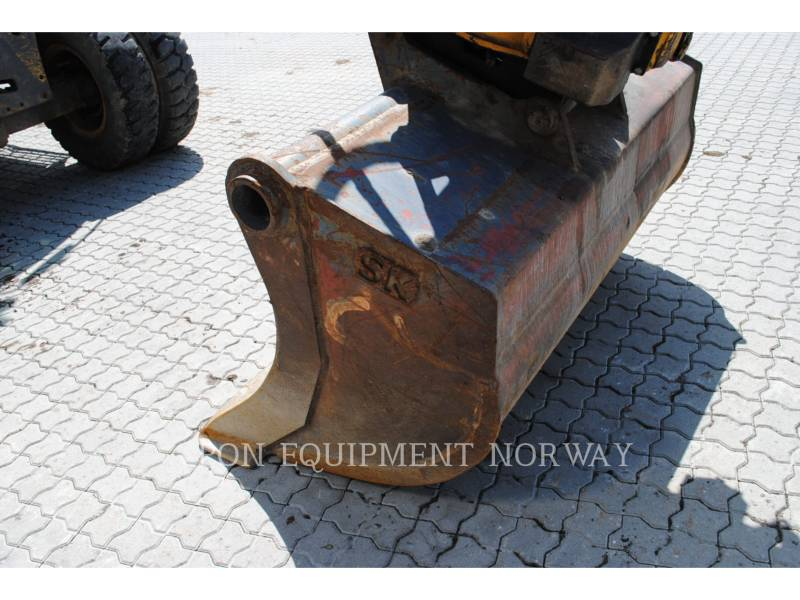 VOLVO CONSTRUCTION EQUIP BRASIL WHEEL EXCAVATORS EW 160 C equipment  photo 14