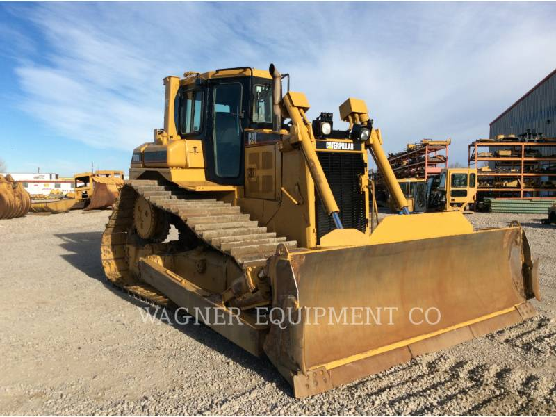 CATERPILLAR TRACTEURS SUR CHAINES D6RIILGP equipment  photo 5