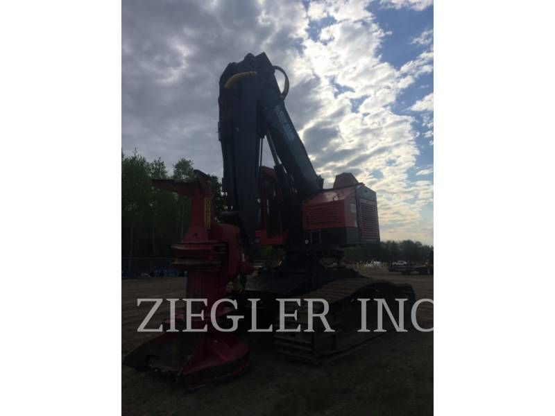TIMBERPRO FORESTRY - FELLER BUNCHERS - TRACK TL735B equipment  photo 3